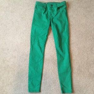 Gap leggings jeans. Size 28/6.